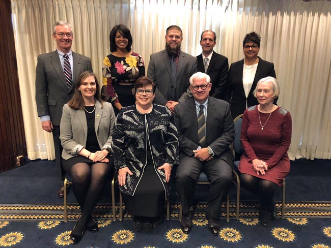 PLC Award Ceremony Washington DC November 12, 2018
