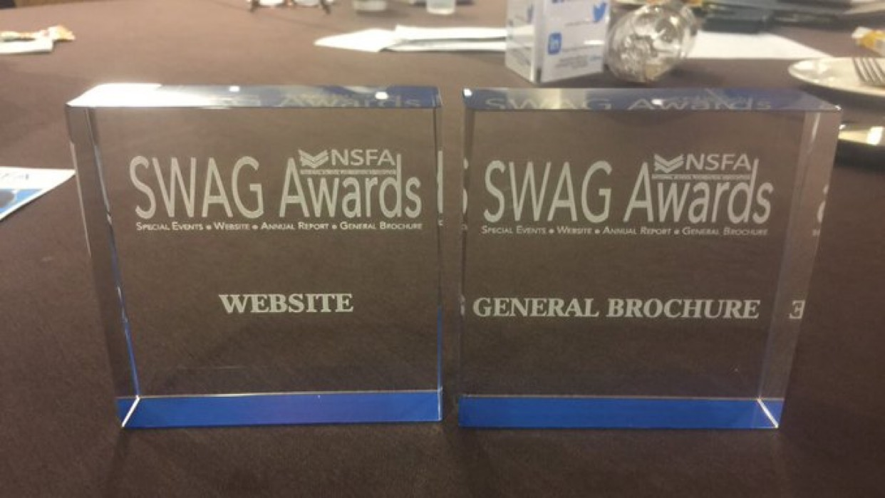NSFA 2018 Swag Awards